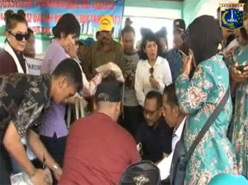 Video Gubernur Kunjungi Kamal Muara